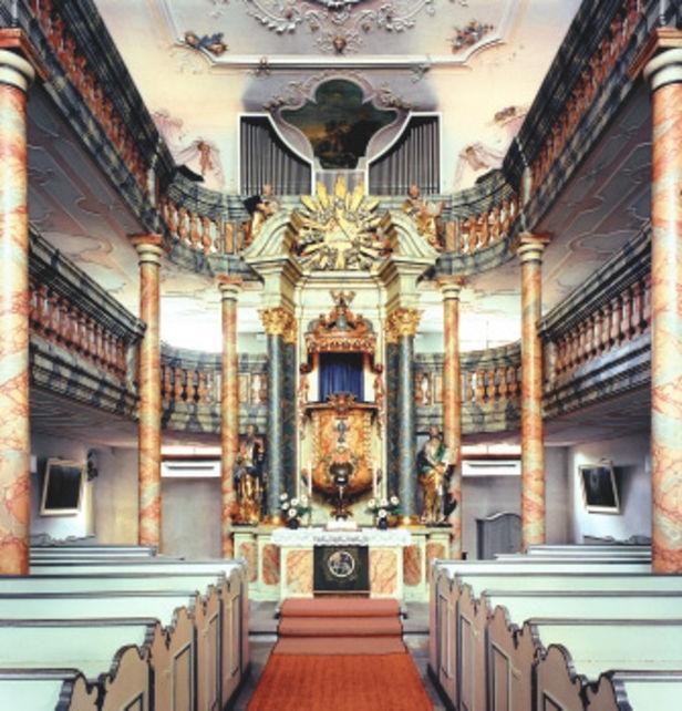 Stiftskirche St.Georgen