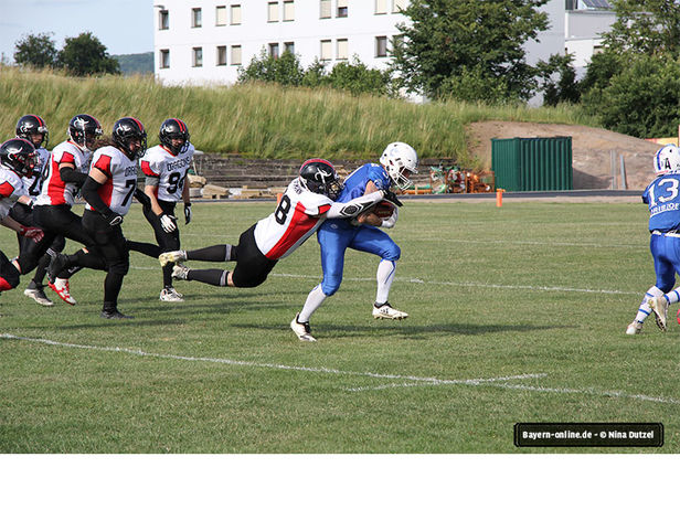 Bayreuth Dragons vs. Ansbach Grizzlies